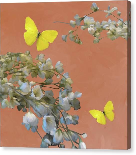 Floral06 Canvas Print