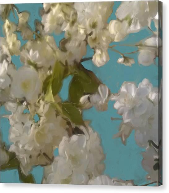 Floral09 Canvas Print