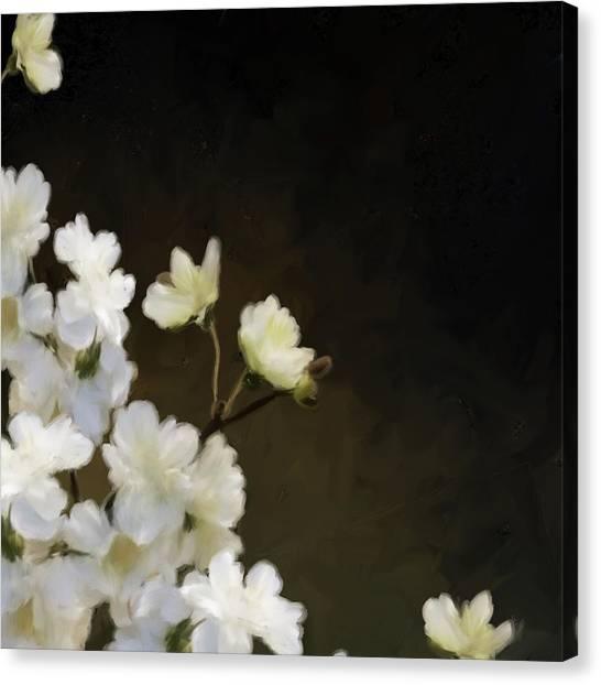 Floral12 Canvas Print