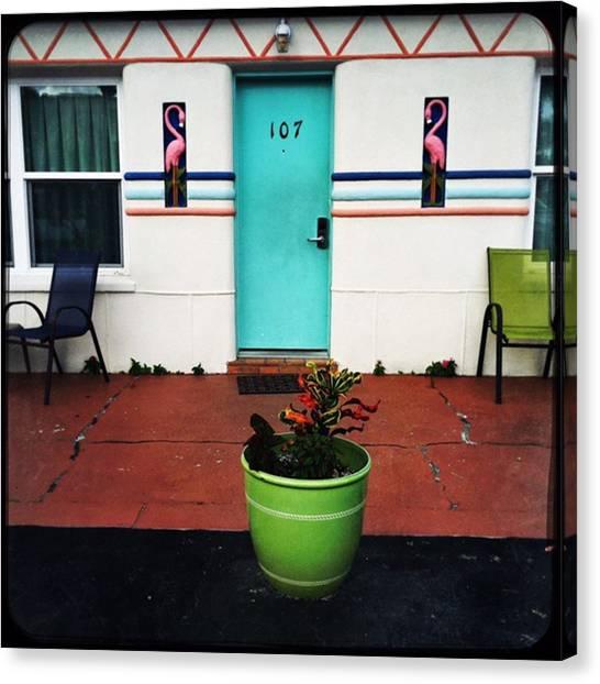 Florida Canvas Print - #florida #achitecture #travel by Mauricio Jimenez