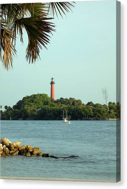 Florida Lighthouse 3 Canvas Print