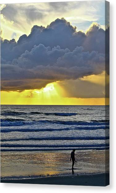 Florida Morning Canvas Print