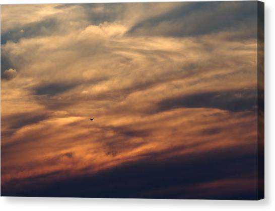 Florida Sunset 0052 Canvas Print
