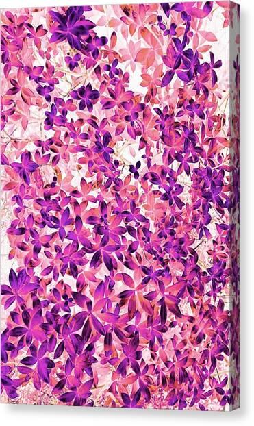 Japanese Canvas Print - Flower Passion  by Shunsuke Kanamori