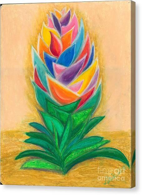 Ania Milo Canvas Print - Flowering by Ania M Milo