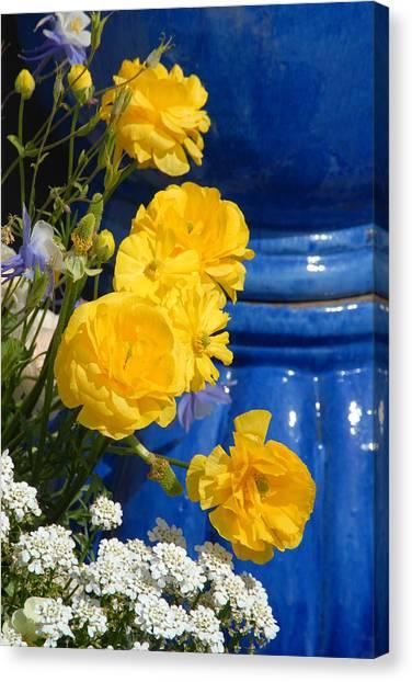 Flowers 187 Canvas Print by Joyce StJames