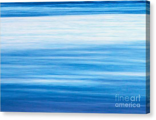 Fluids Canvas Print - Fluid Motion by Az Jackson