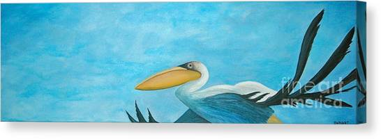 Fly Far Away Canvas Print