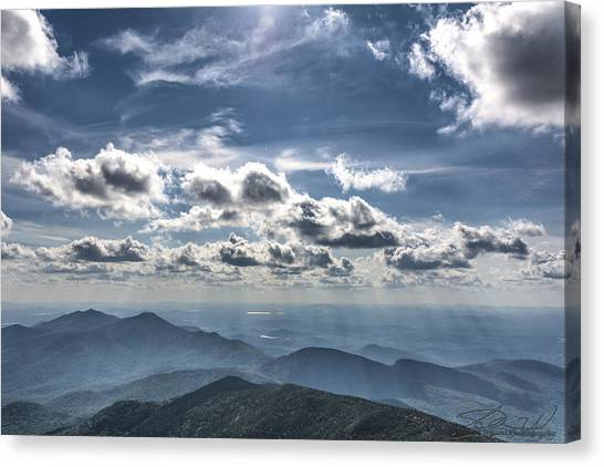 Fly High Canvas Print