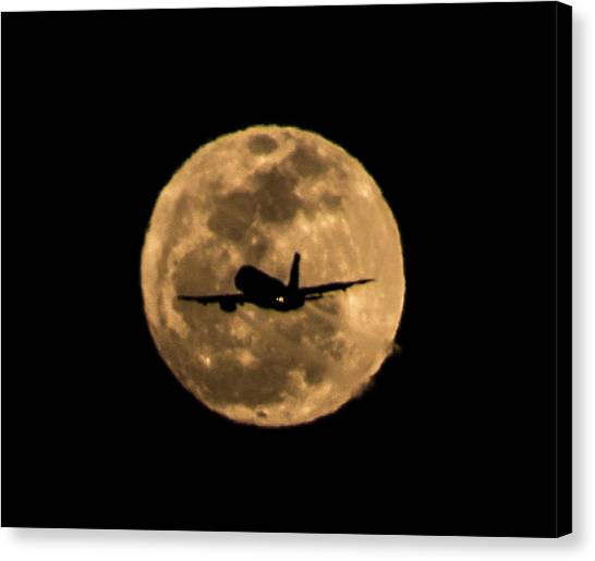 Fly Me Away Canvas Print