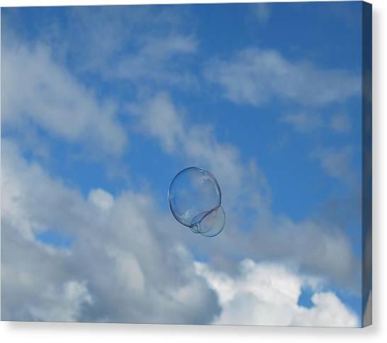 Flying Free Canvas Print by Marilynne Bull