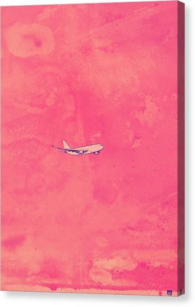 Free Canvas Print - Flying by Giuseppe Cristiano