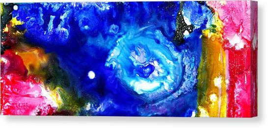 Focal Epilepsy Canvas Print