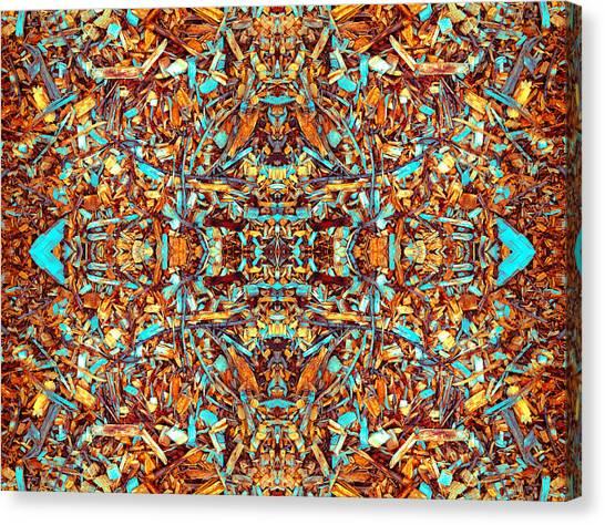 Focused Presence Canvas Print