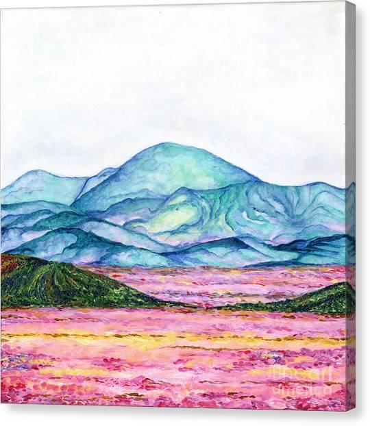 Follow Your Feelings Canvas Print