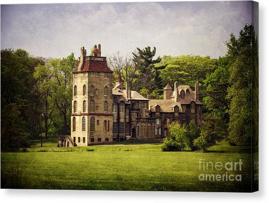 Fonthill By Day Canvas Print