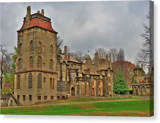 Fonthill Castle Canvas Print