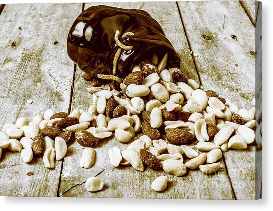 Chestnut Canvas Print - Food In Fall by Jorgo Photography - Wall Art Gallery