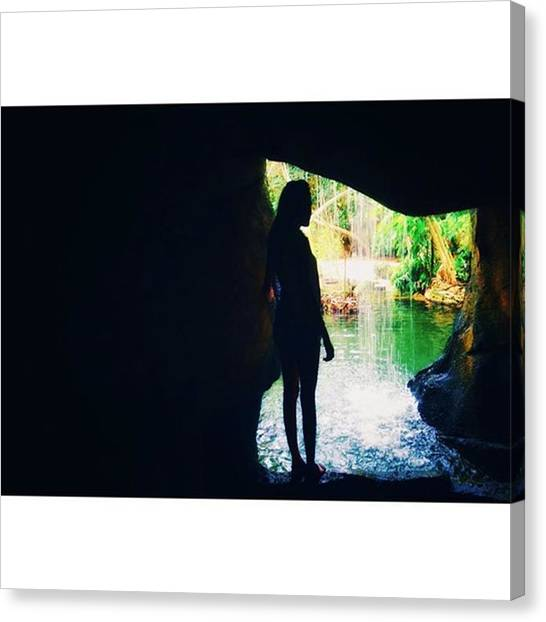 Miami Heat Canvas Print - For Good Reason @thezjahde by Alice Waters