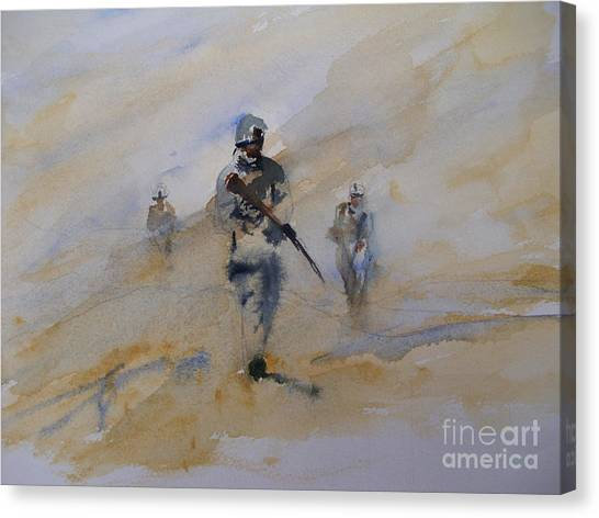 For John Canvas Print by Sandra Strohschein