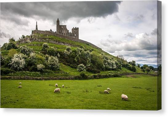 St. Patricks Day Canvas Print - For The Love Of Ireland by Pierre Leclerc Photography