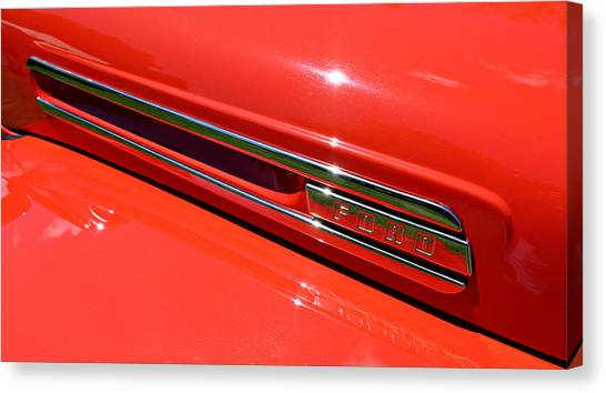 truck mirrors canvas prints page 5 of 8 fine art america 1984 Ford Truck truck mirrors canvas print ford 1948 ford f 1 hood at the