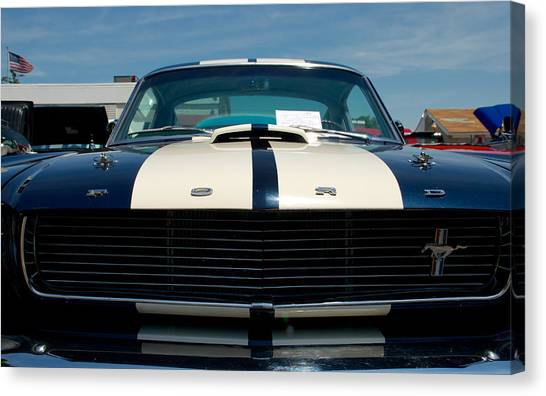Ford Mustang 2 Canvas Print