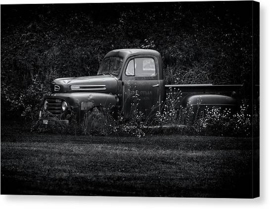 Ford Truck 2017-1 Canvas Print