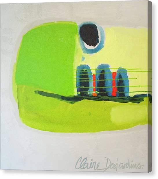 Canvas Print - Forecast by Claire Desjardins
