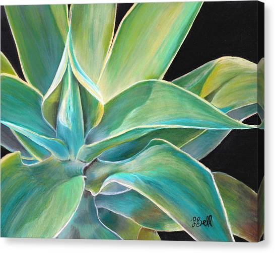 Plants Canvas Print - Foregone Conclusion by Laura Bell