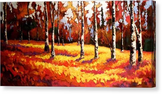 Forest Edge Canvas Print