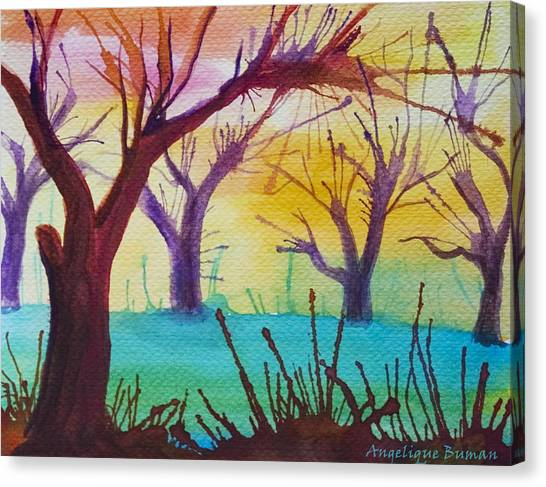 Forest Fanale Canvas Print