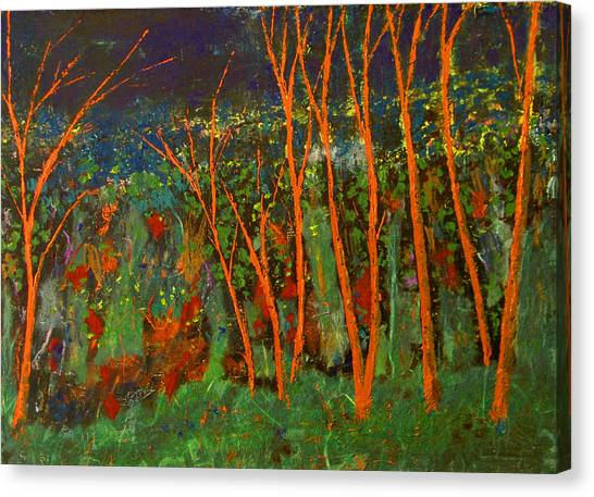 Forest Of Morpheus Canvas Print