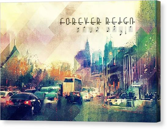 Forever Reign Canvas Print