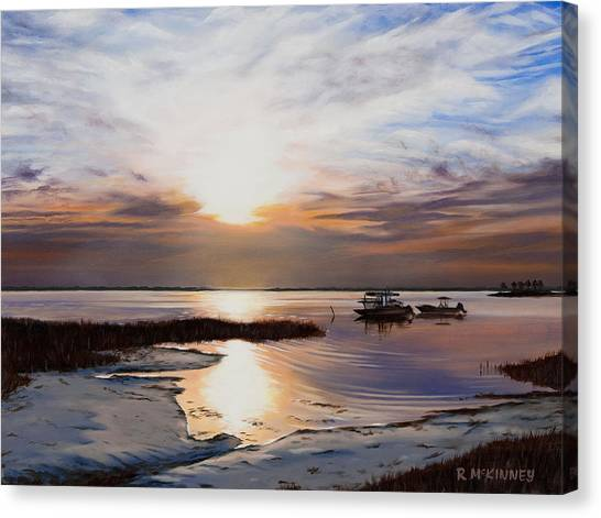 Forgotten Coast Canvas Print