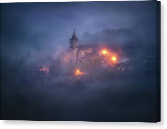 Forgotten Realms Canvas Print