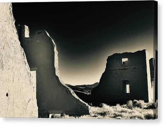 Fort Churchill State Historic Park Canvas Print