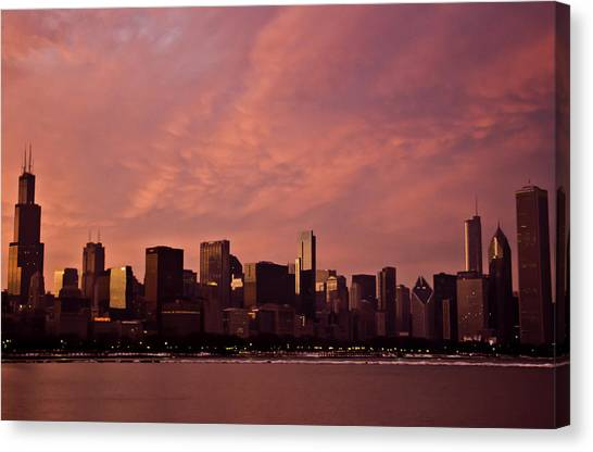 Fort Dearborn Canvas Print