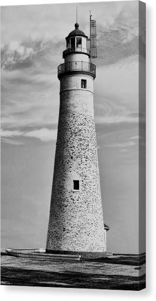 Fort Gratiot Lighthouse Canvas Print