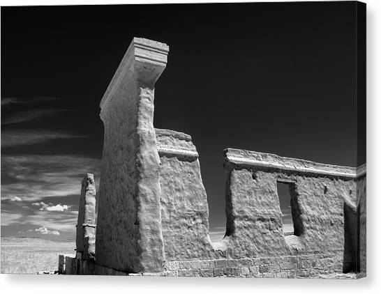 Fort Union Ruins Canvas Print
