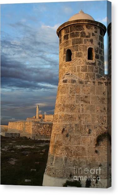 Fortress Havana Canvas Print