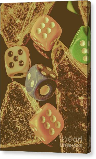 Gaming Canvas Print - Fortune Faded by Jorgo Photography - Wall Art Gallery