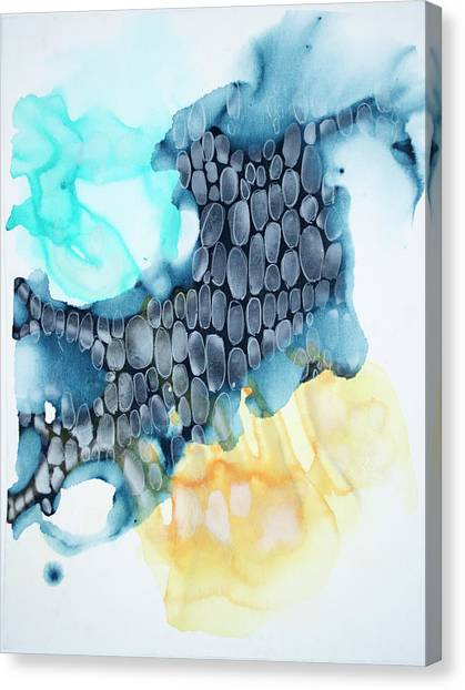 Canvas Print - 4 Winds - Sirocco by Claire Desjardins