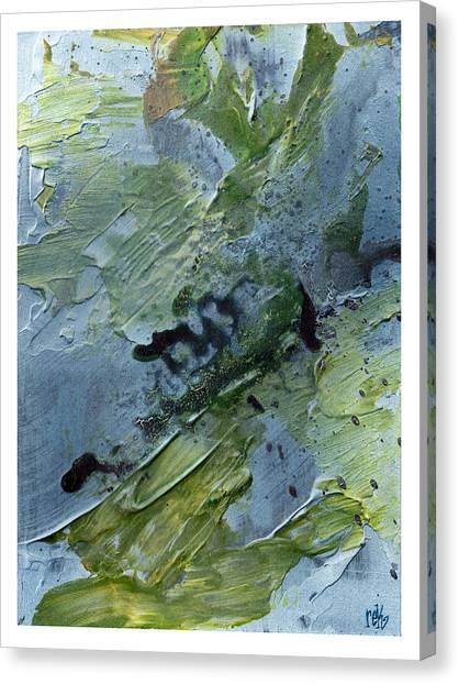 Fragility Of Life Canvas Print
