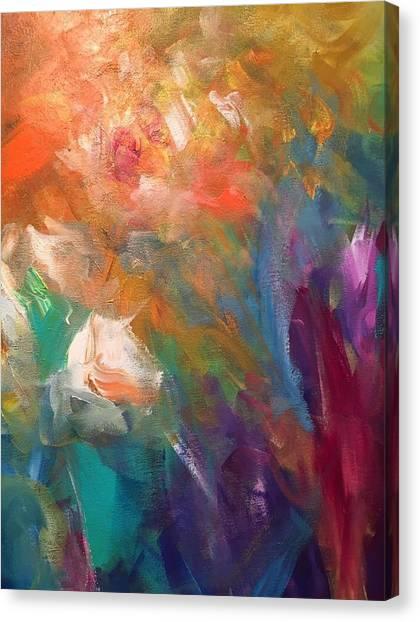 Fragrant Breeze Canvas Print