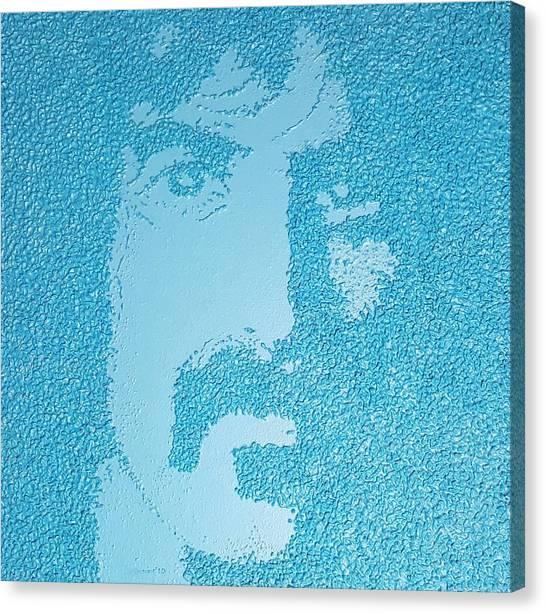 Frank Zappa Canvas Print - Frank Zappa by Arthur Benjamins