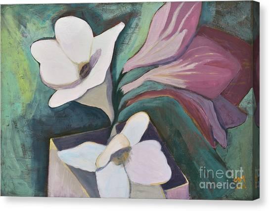 Freesia Canvas Print
