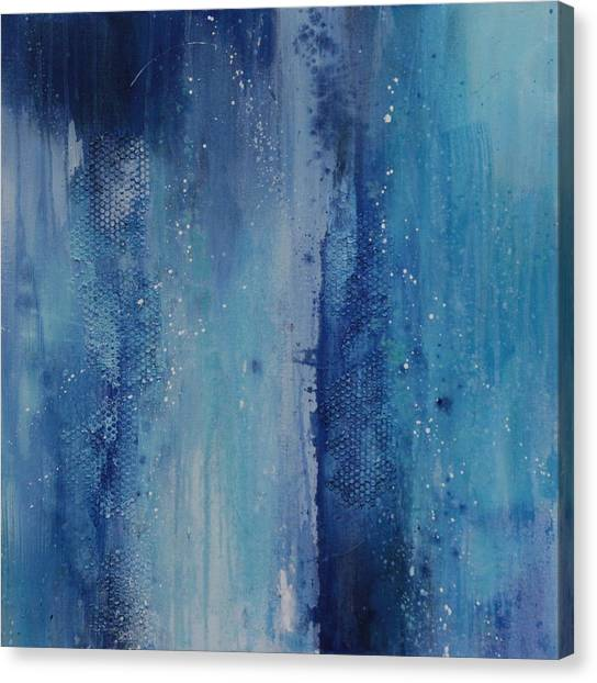 Freezing Rain #2 Canvas Print