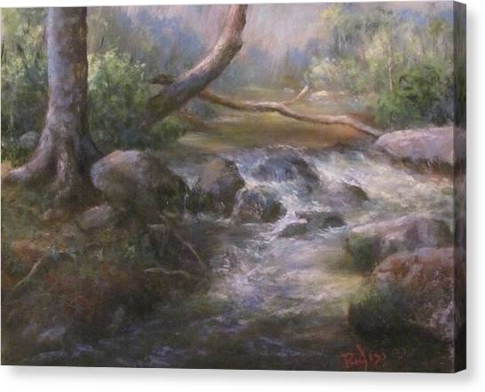French Creek Canvas Print