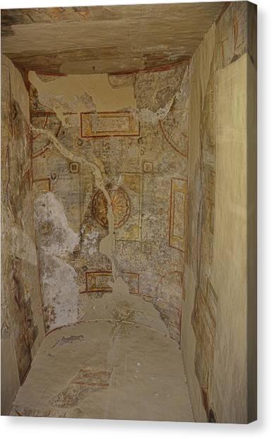 Castel Fresco Canvas Print by JAMART Photography